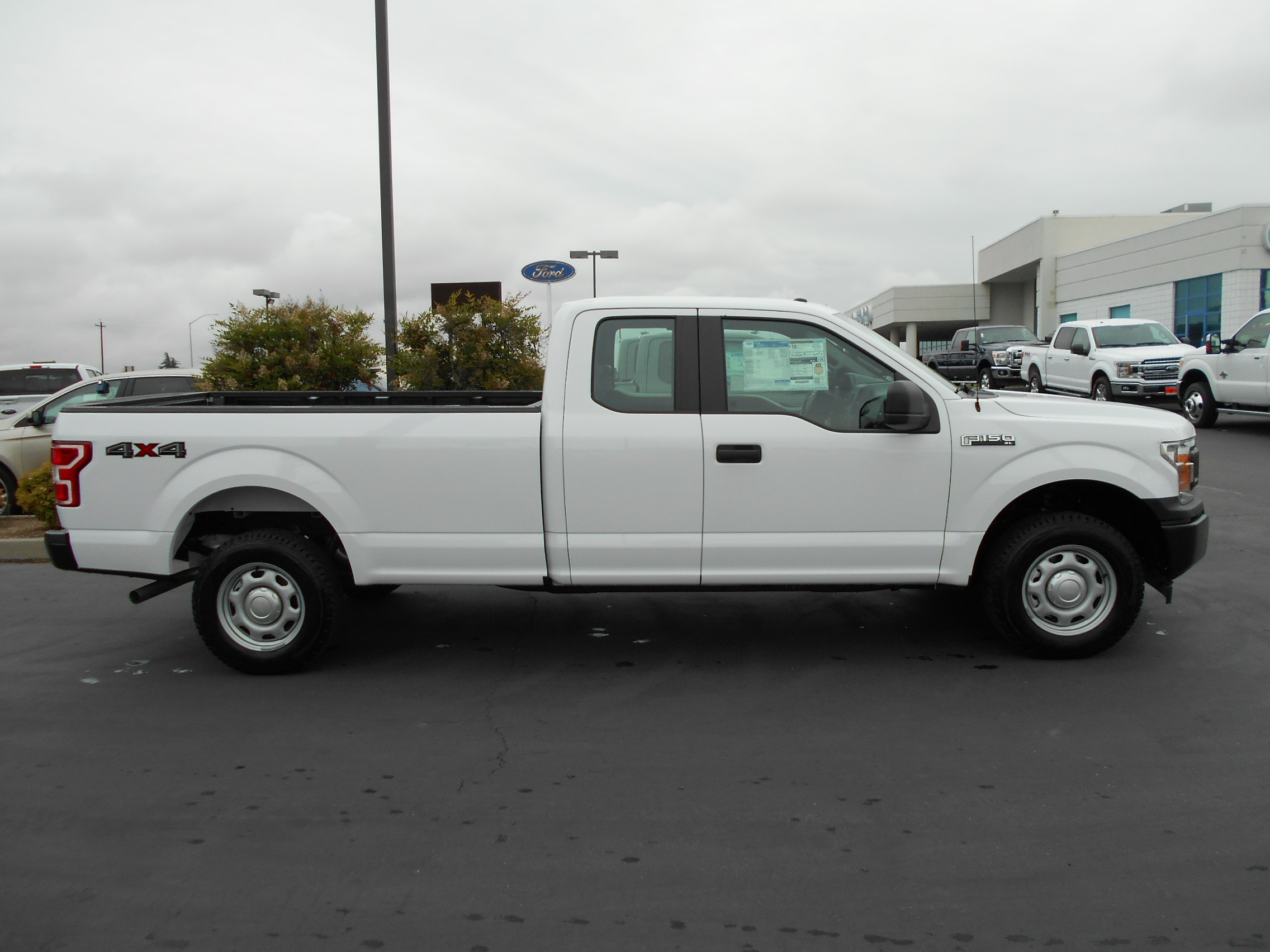 2018 F-150 Super Cab 4x4,  Pickup #53823 - photo 7