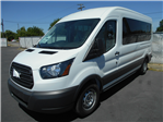 2018 Transit 350 Med Roof,  Passenger Wagon #53827 - photo 1