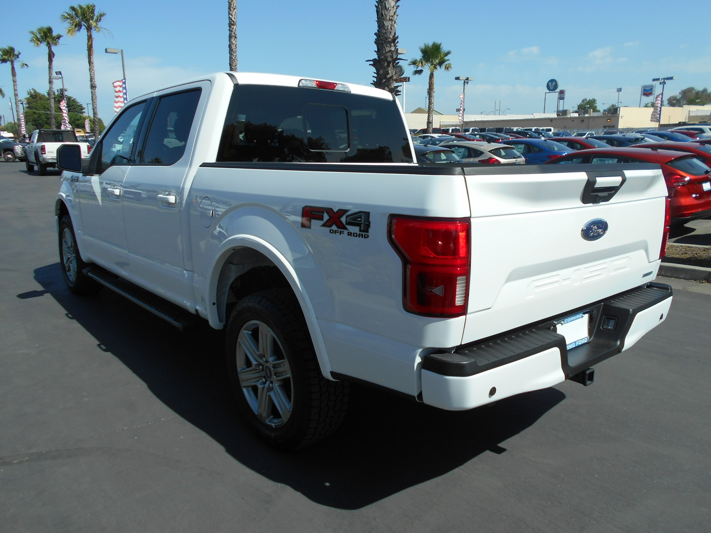 2018 F-150 SuperCrew Cab 4x4,  Pickup #53848 - photo 2