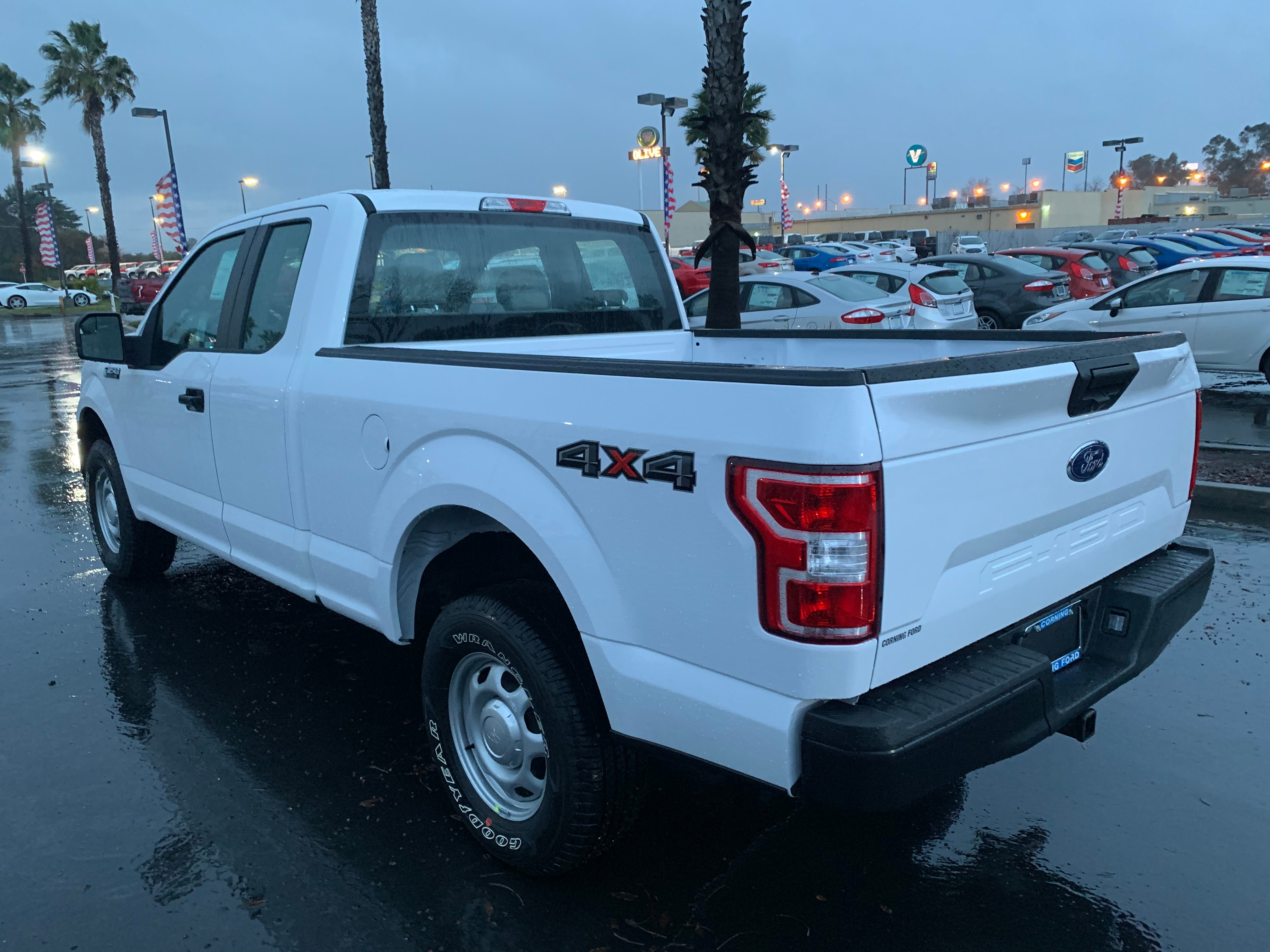 2018 F-150 Super Cab 4x4,  Pickup #53890 - photo 2