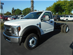2018 F-550 Regular Cab DRW 4x2,  Cab Chassis #53904 - photo 1