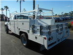 2018 F-450 Regular Cab DRW 4x2,  Scelzi Combo Body #53912 - photo 1