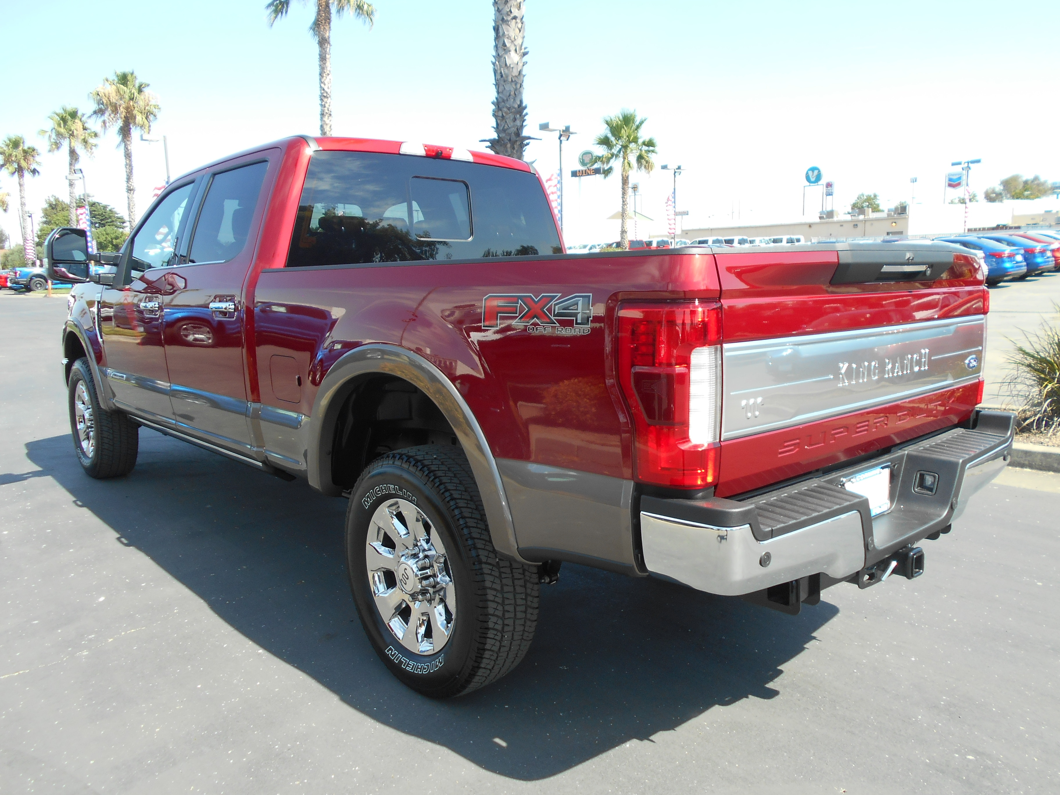 2018 F-250 Crew Cab 4x4,  Pickup #53914 - photo 2
