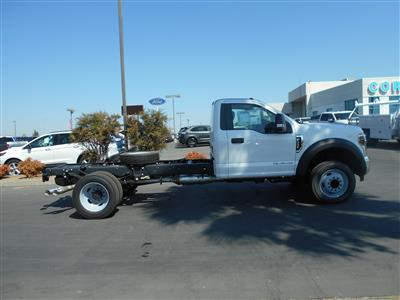 2018 F-550 Regular Cab DRW 4x2,  Cab Chassis #53923 - photo 7