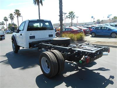 2018 F-550 Regular Cab DRW 4x2,  Cab Chassis #53923 - photo 2