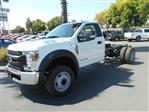 2018 F-550 Regular Cab DRW 4x2,  Cab Chassis #53923 - photo 1
