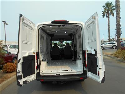 2018 Transit 250 Med Roof 4x2,  Empty Cargo Van #53964 - photo 2