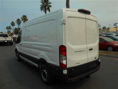 2018 Transit 250 Med Roof 4x2,  Empty Cargo Van #53964 - photo 8