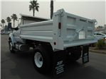 2018 F-650 Regular Cab DRW 4x2,  Scelzi Dump Body #53972 - photo 1
