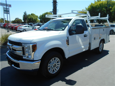 2018 F-250 Regular Cab 4x2,  Harbor TradeMaster Service Body #54055 - photo 1