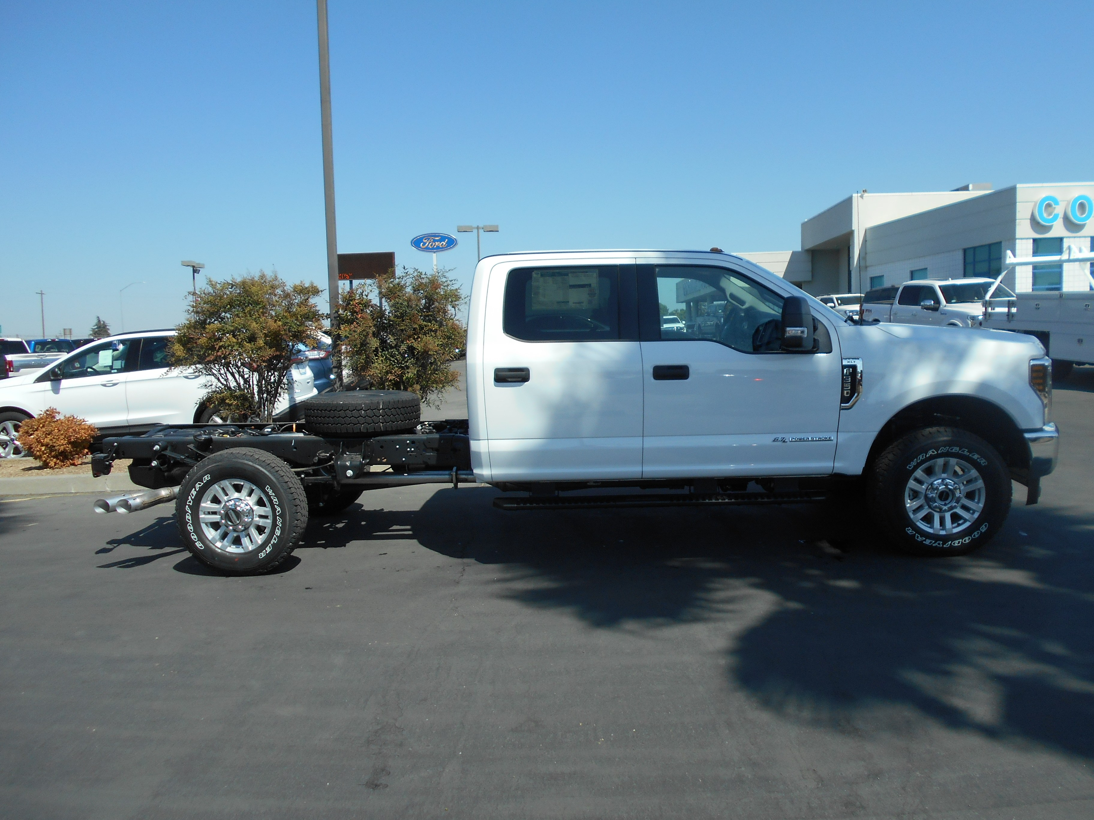 2019 F-350 Crew Cab 4x4,  Cab Chassis #54086 - photo 6