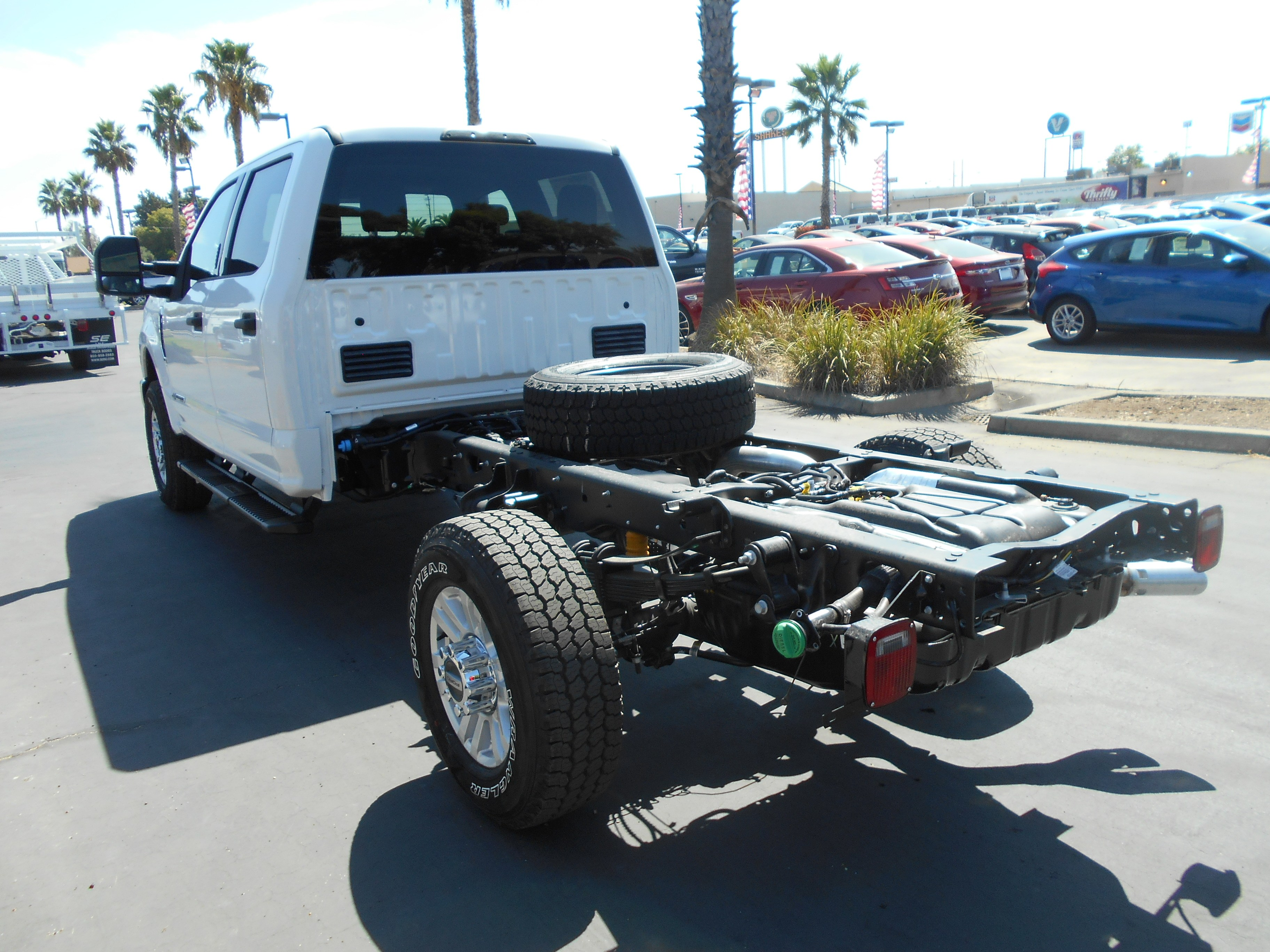 2019 F-350 Crew Cab 4x4,  Cab Chassis #54086 - photo 2