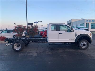 2019 F-550 Super Cab DRW 4x2,  Cab Chassis #54476 - photo 7