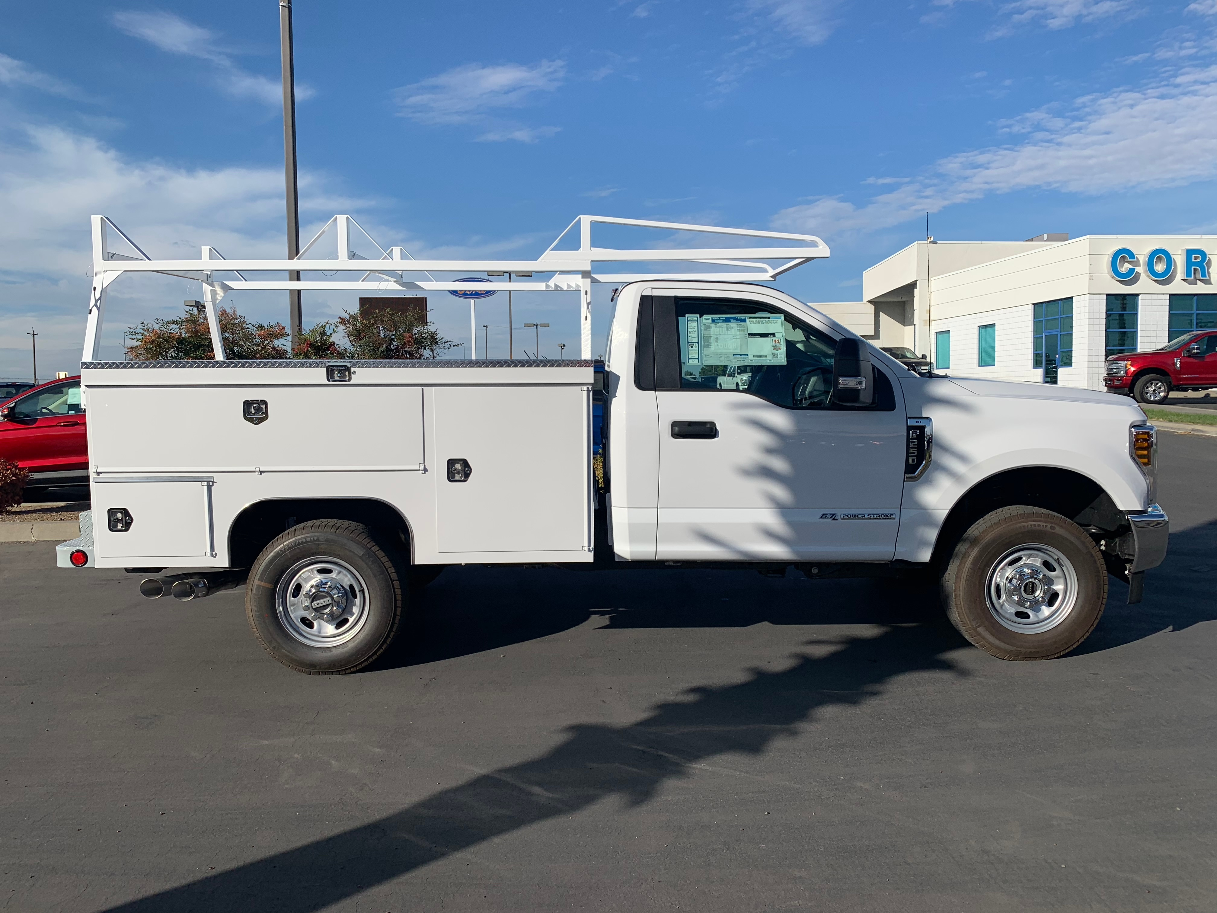 2019 F-250 Regular Cab 4x4,  Scelzi Service Body #54528 - photo 7