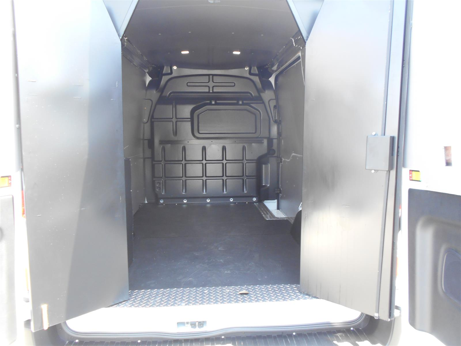 2019 Ford Transit 150 Med Roof 4x2, NorCal Vans Upfitted Cargo Van #54566 - photo 1