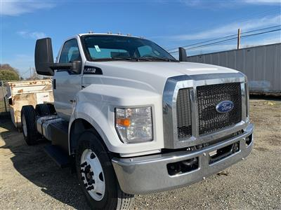 2019 F-650 Regular Cab DRW 4x2,  Cab Chassis #55004 - photo 1