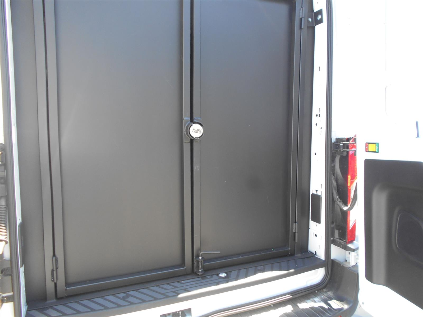 2019 Ford Transit 250 Med Roof 4x2, NorCal Vans Upfitted Cargo Van #55167 - photo 1