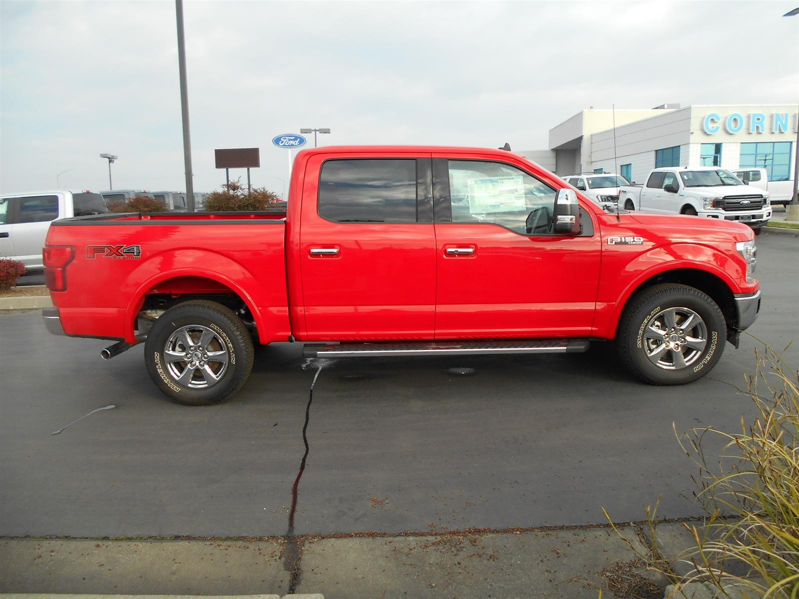 2019 Ford F-150 SuperCrew Cab 4x4, Cab Chassis #55992 - photo 7
