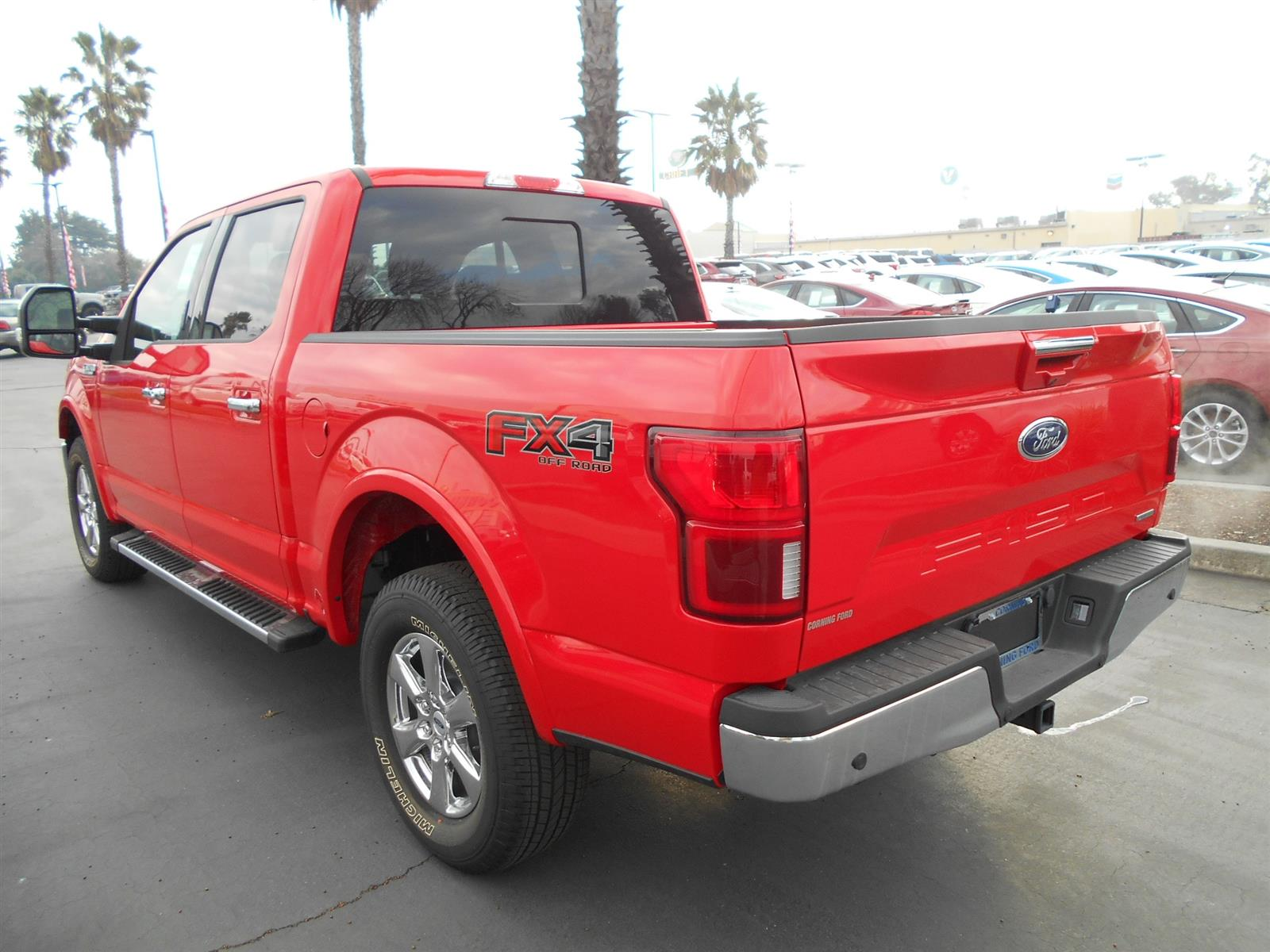 2019 Ford F-150 SuperCrew Cab 4x4, Cab Chassis #55992 - photo 1