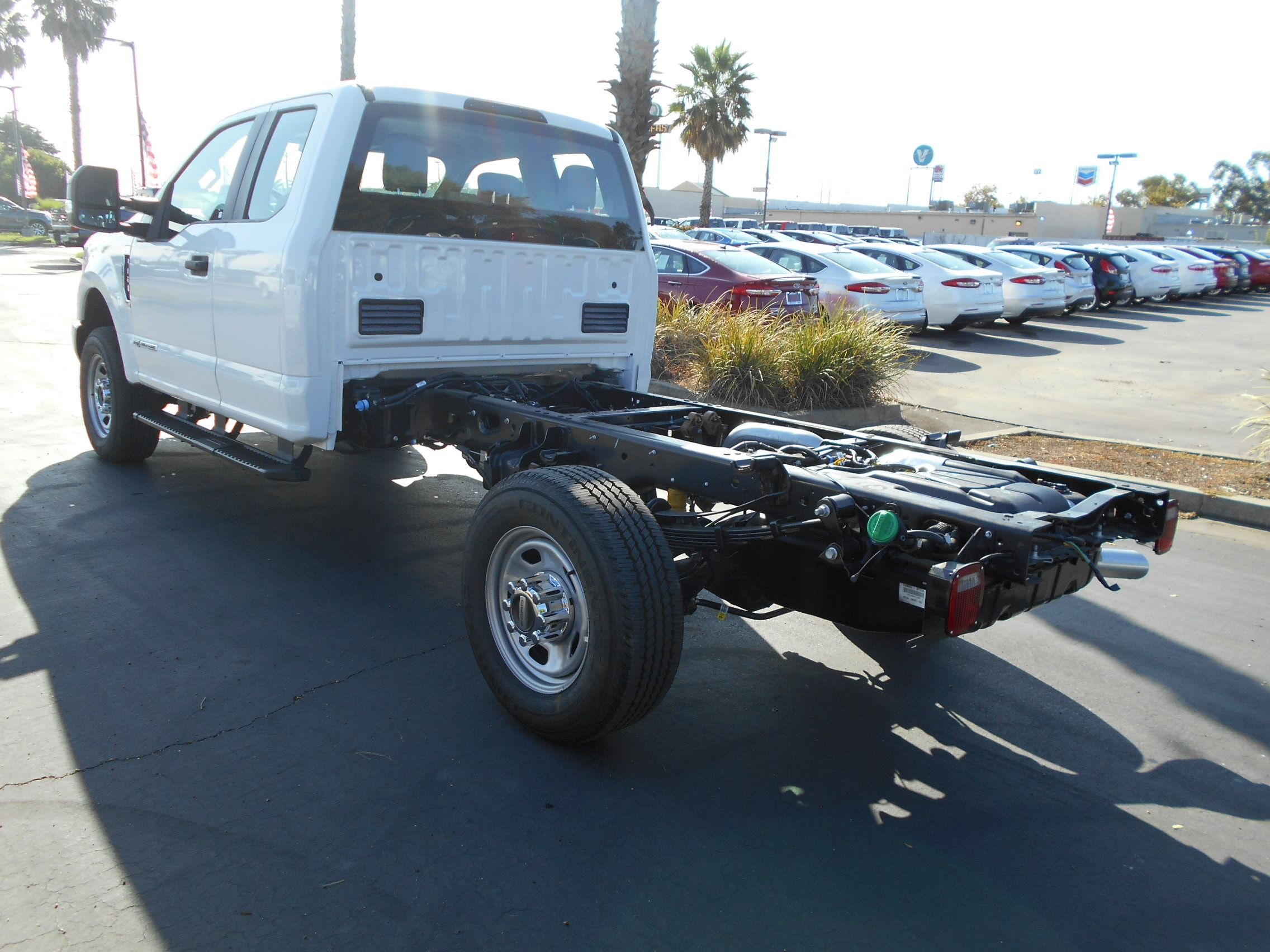2019 Ford F-350 Super Cab 4x4, Cab Chassis #56423 - photo 1