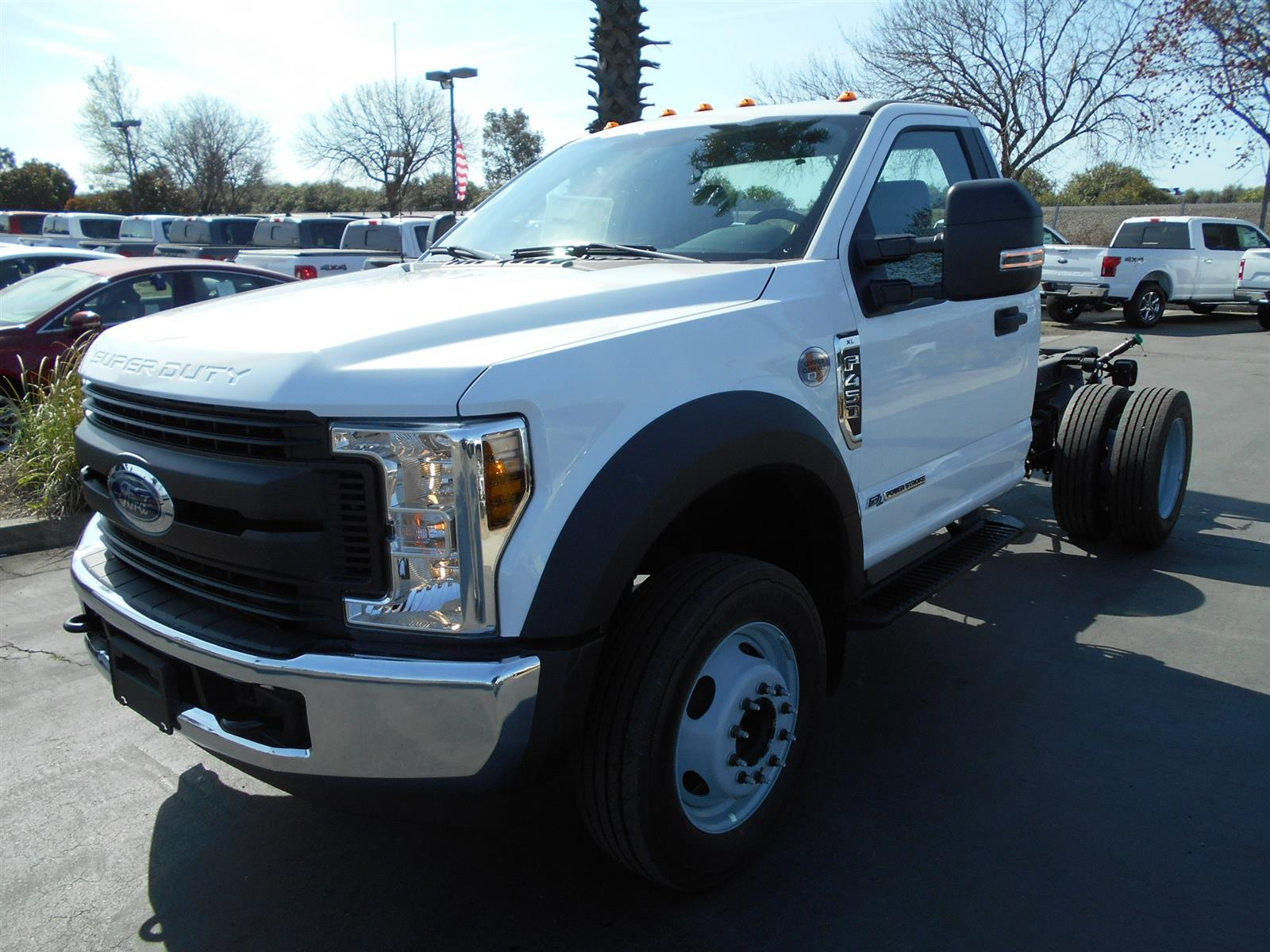 2019 Ford F-450 Regular Cab DRW 4x2, Cab Chassis #56711 - photo 1