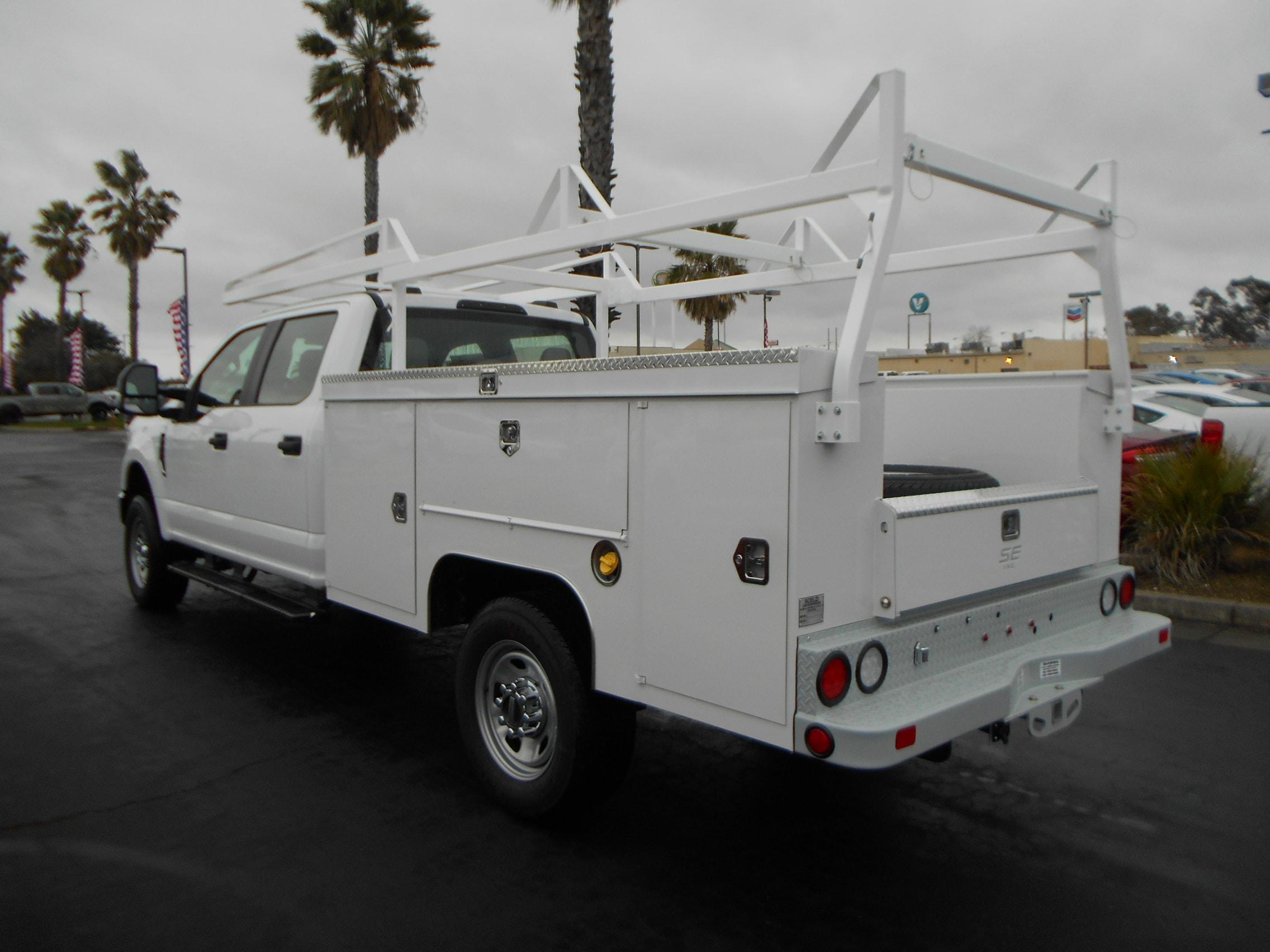 2020 Ford F-350 Crew Cab 4x4, Scelzi Service Body #57564 - photo 1