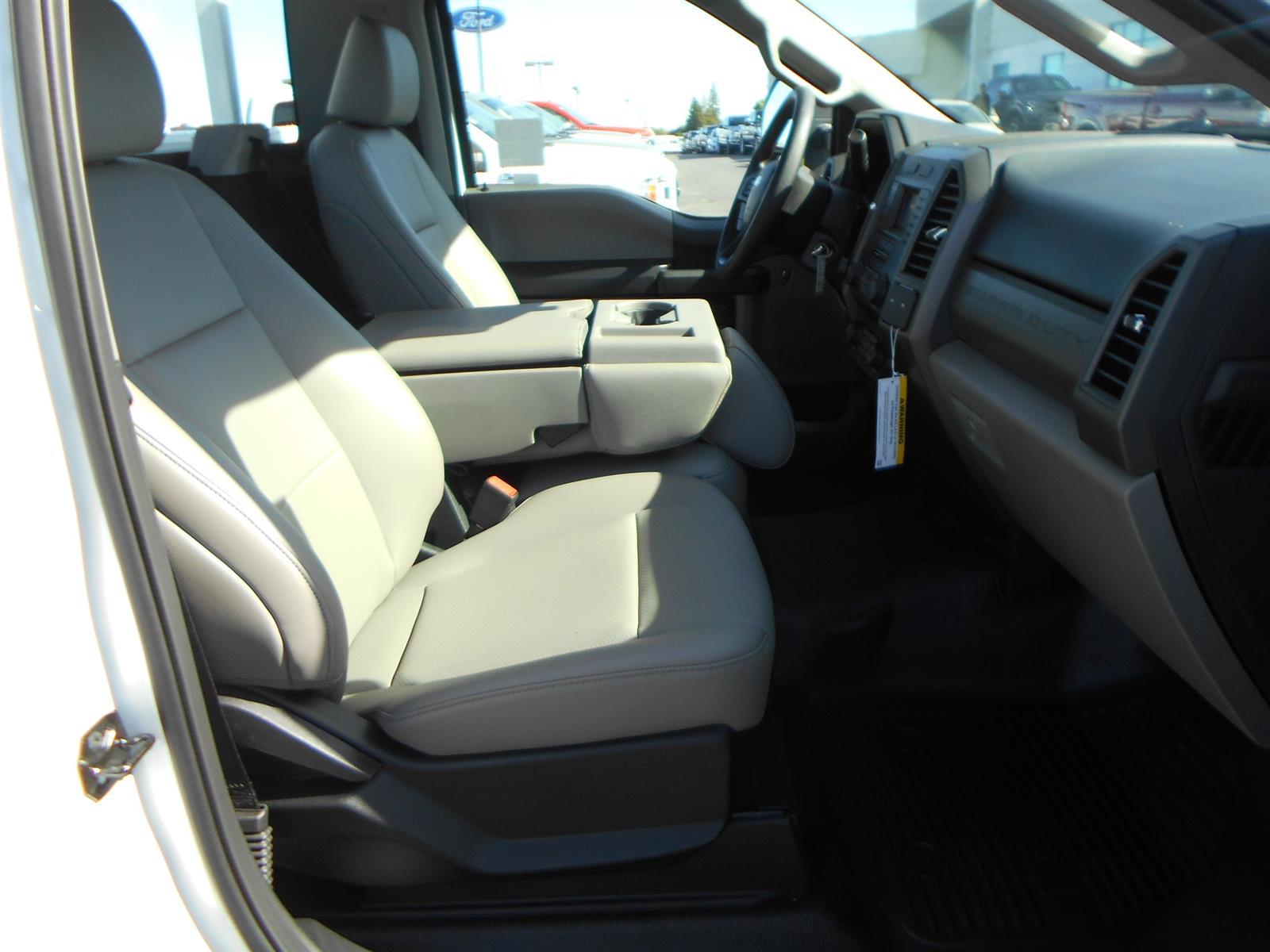 2020 Ford F-250 Regular Cab 4x4, Scelzi Crown Service Body #57796 - photo 9