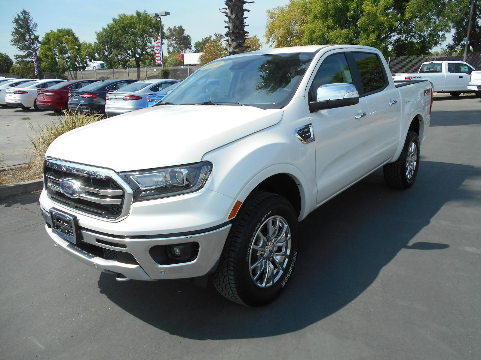 2019 Ford Ranger SuperCrew Cab 4x4, Pickup #58435 - photo 1
