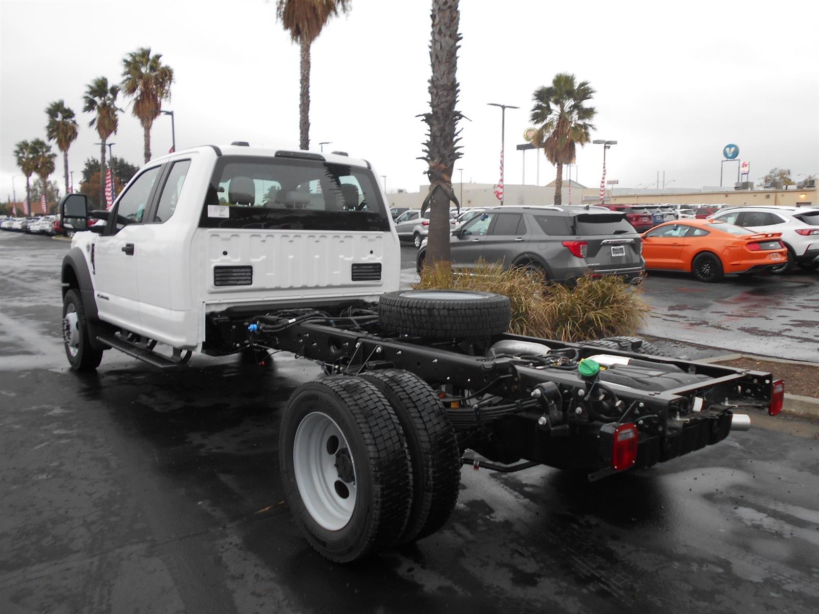 2020 Ford F-550 Super Cab DRW 4x4, Scelzi Platform Body #58826 - photo 1