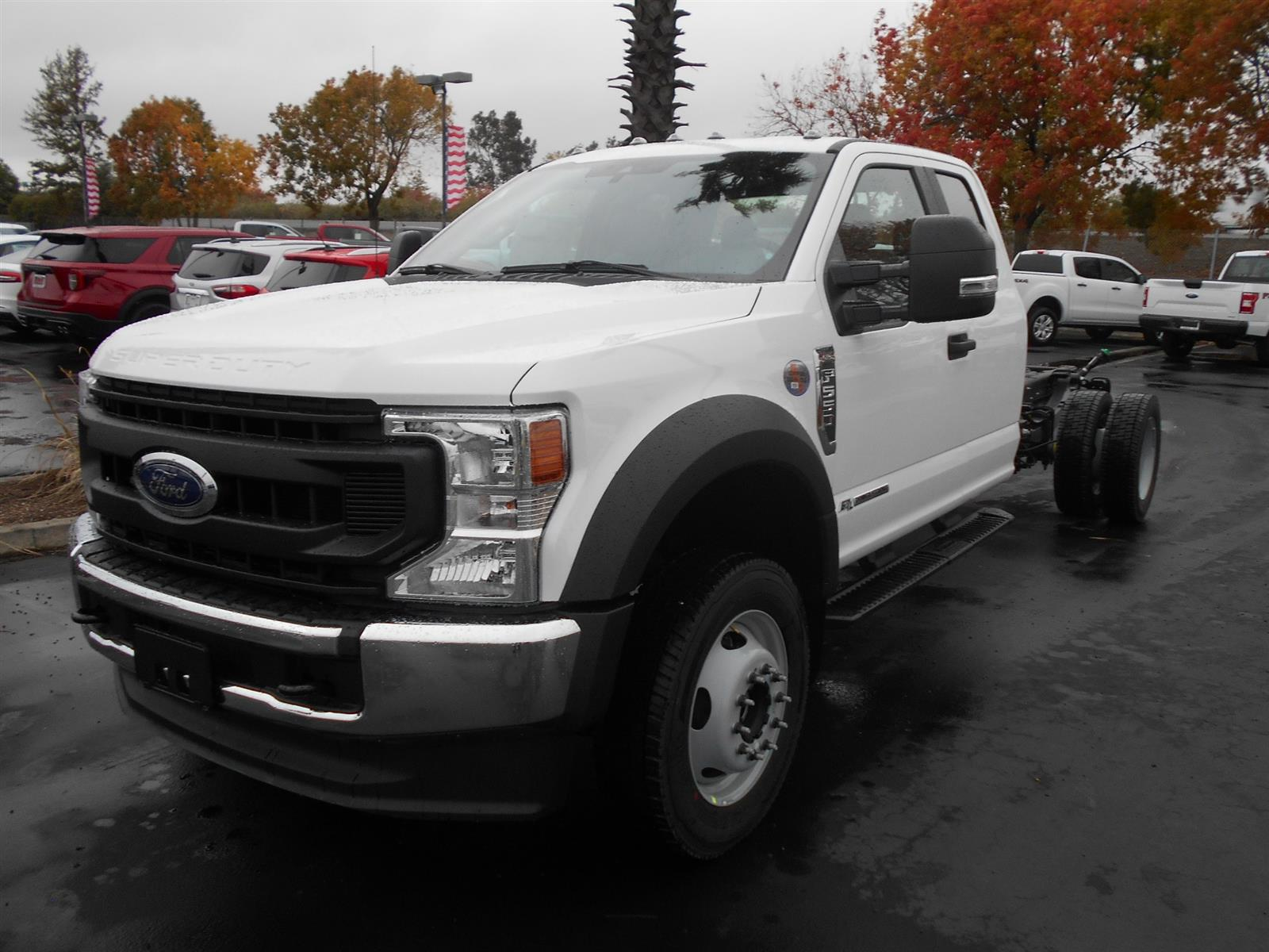 2020 Ford F-550 Super Cab DRW 4x4, Cab Chassis #58826 - photo 1