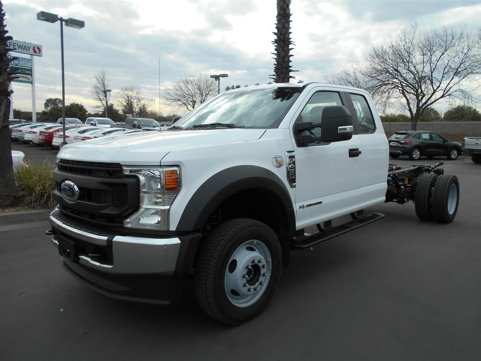 2021 Ford F-450 Super Cab DRW 4x4, Cab Chassis #59293 - photo 1