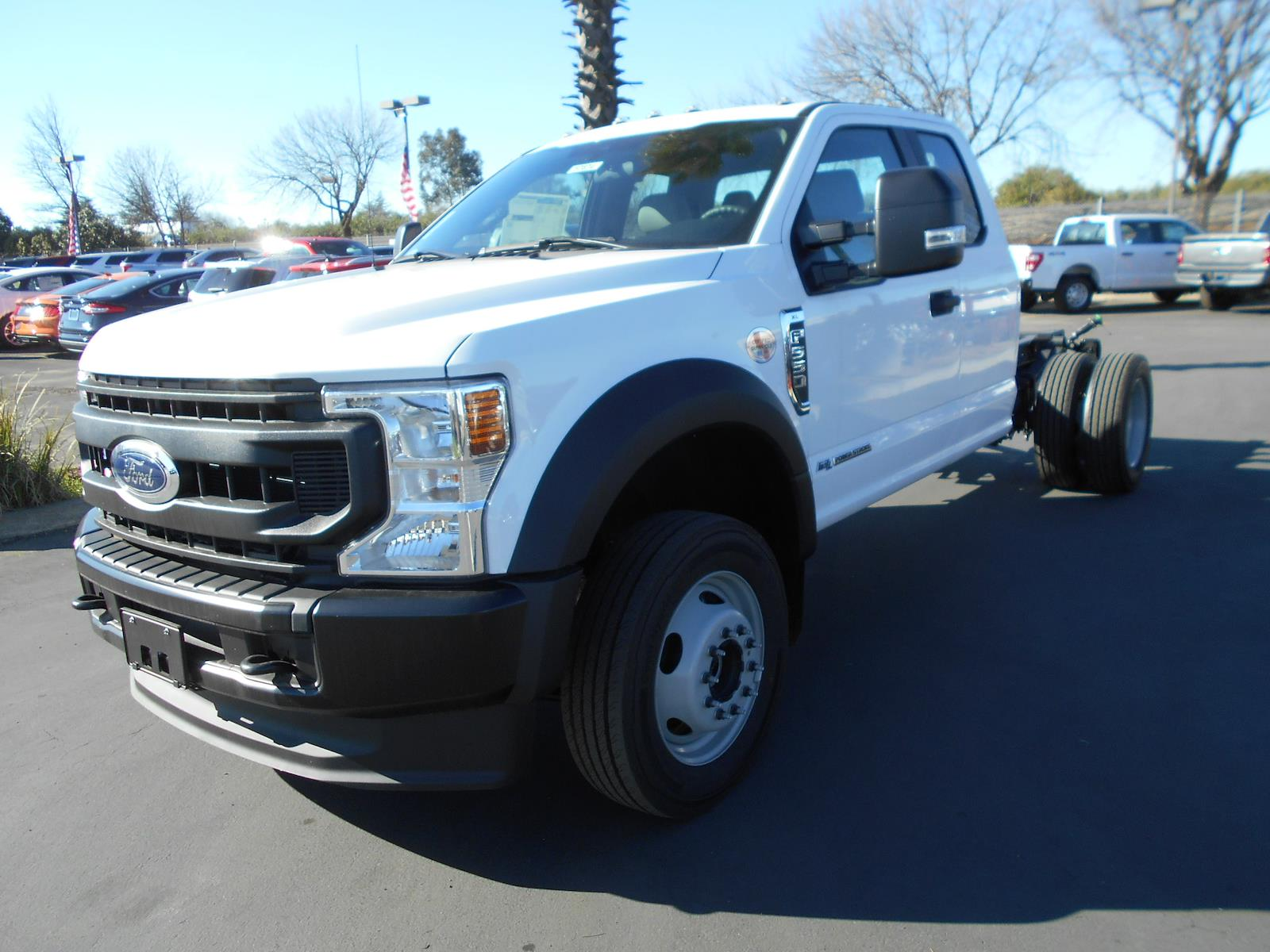 2020 Ford F-550 Super Cab DRW 4x4, Cab Chassis #59810 - photo 1