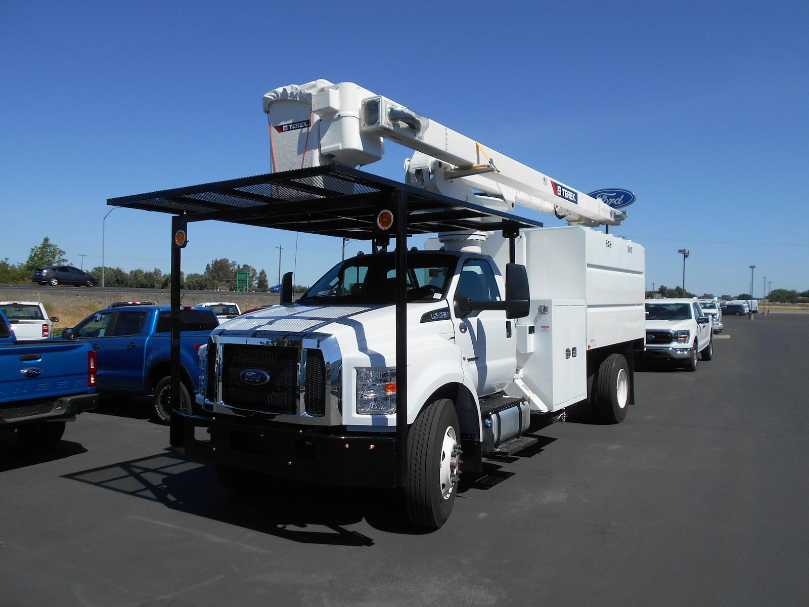 2022 Ford F-750 Regular Cab DRW 4x2, Custom Truck One Source Other/Specialty #59959 - photo 1