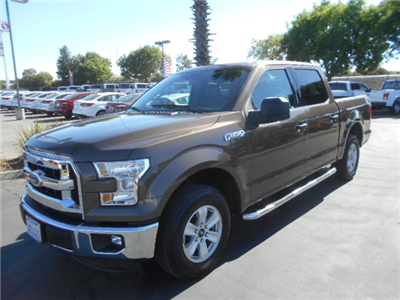 2015 F-150 Crew Cab,  Pickup #76258 - photo 1