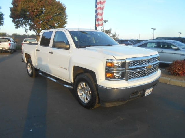 2014 Silverado 1500 Crew Cab 4x4,  Pickup #76517 - photo 5