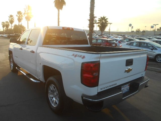 2014 Silverado 1500 Crew Cab 4x4,  Pickup #76517 - photo 2