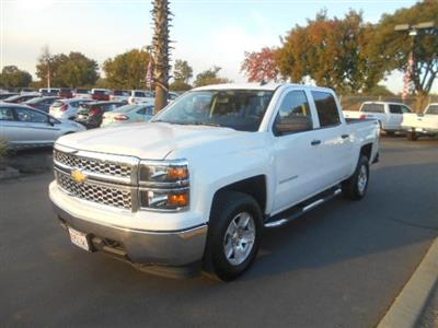 2014 Silverado 1500 Crew Cab 4x4,  Pickup #76517 - photo 1