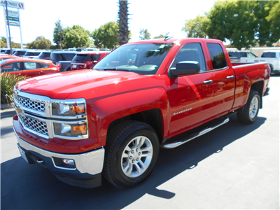 2014 Silverado 1500 Double Cab 4x4,  Pickup #77251 - photo 1