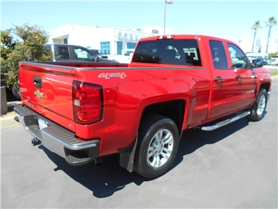 2014 Silverado 1500 Double Cab 4x4,  Pickup #77251 - photo 4