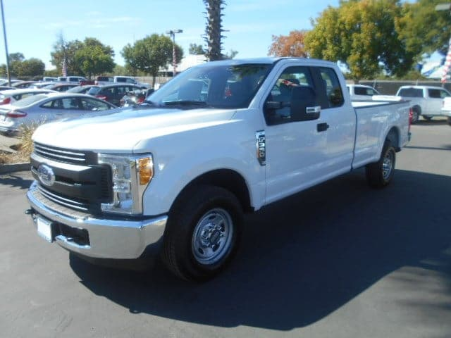 2017 F 350 Super Cab 4x2 Pickup 77641 Photo