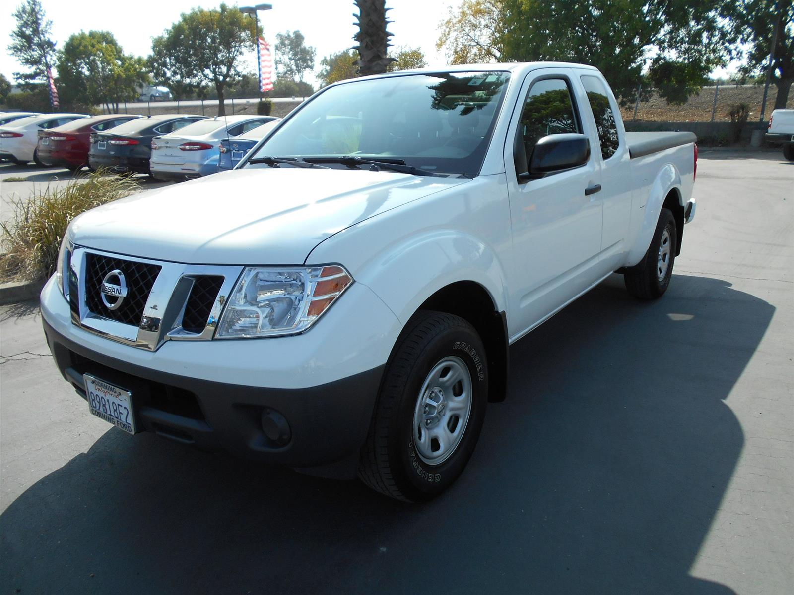 2017 Nissan Frontier King Cab, Pickup #79930 - photo 1