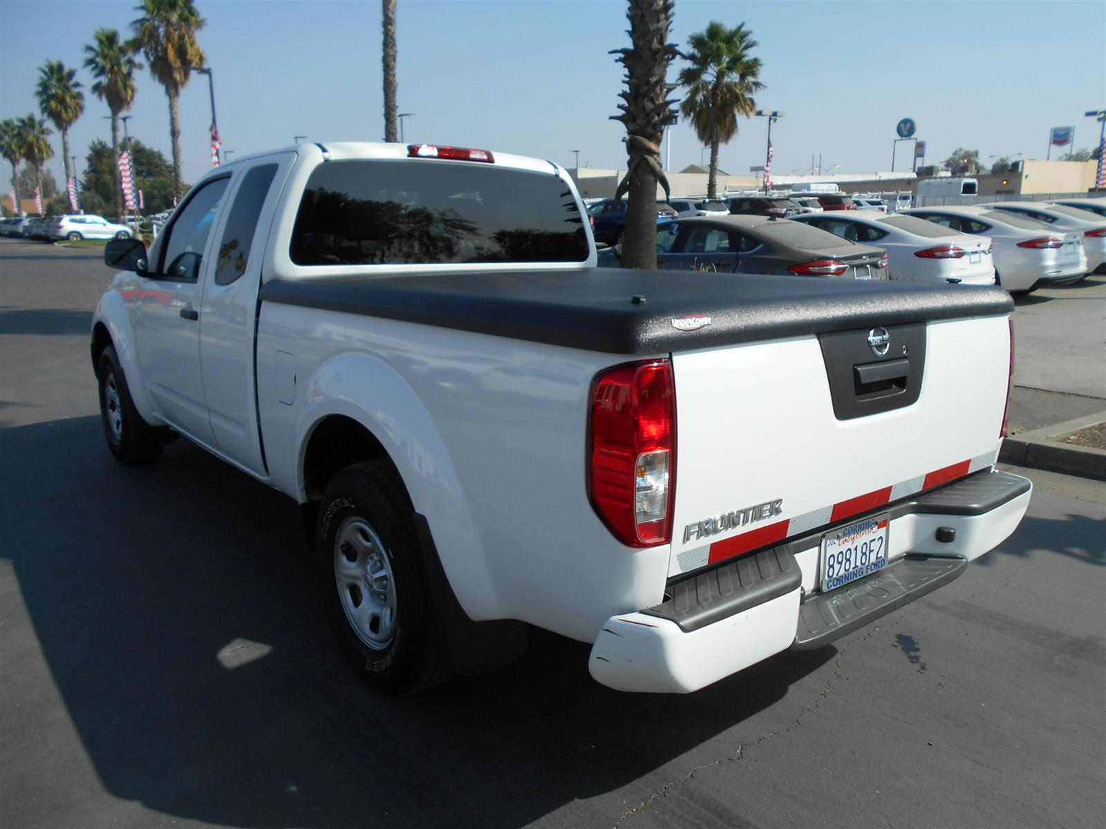 2017 Nissan Frontier King Cab 4x2, Pickup #79930 - photo 1
