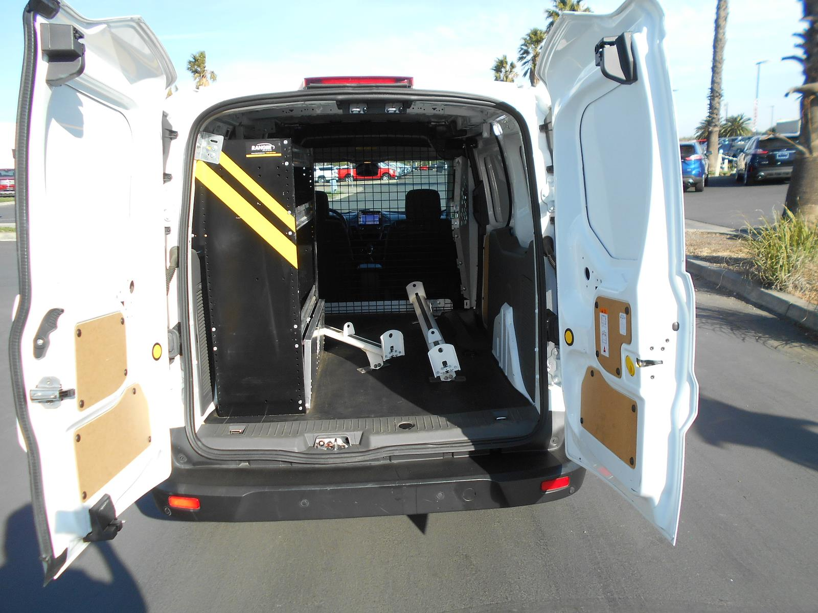 2019 Ford Transit Connect FWD, Upfitted Cargo Van #80567 - photo 1