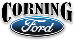 Corning Ford logo