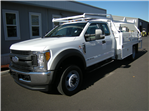 2017 F-450 Super Cab DRW 4x4 Contractor Body #4683 - photo 1