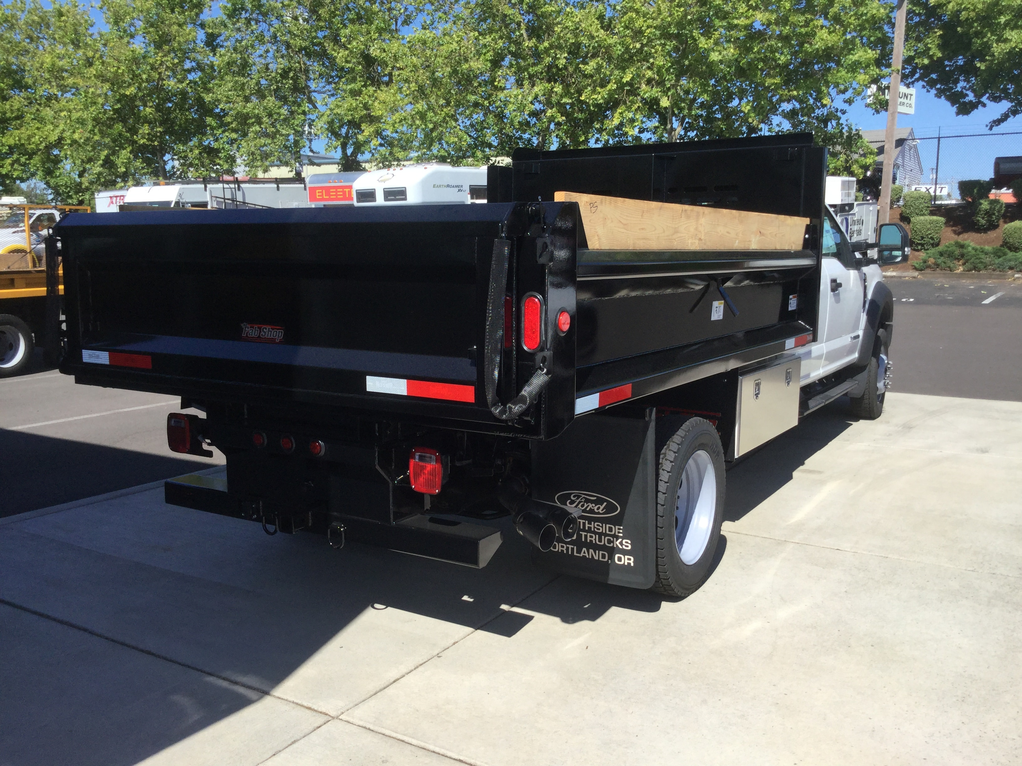 2018 F-450 Super Cab DRW 4x2,  Dump Body #4686 - photo 2