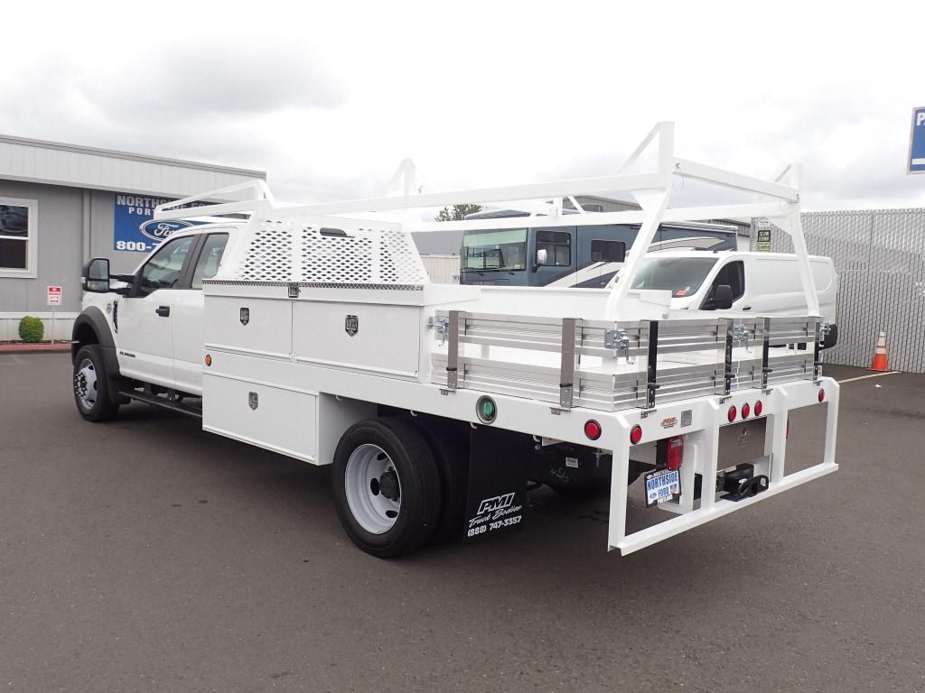 2020 Ford F-450 Super Cab DRW 4x4, Scelzi Contractor Body #4809 - photo 1