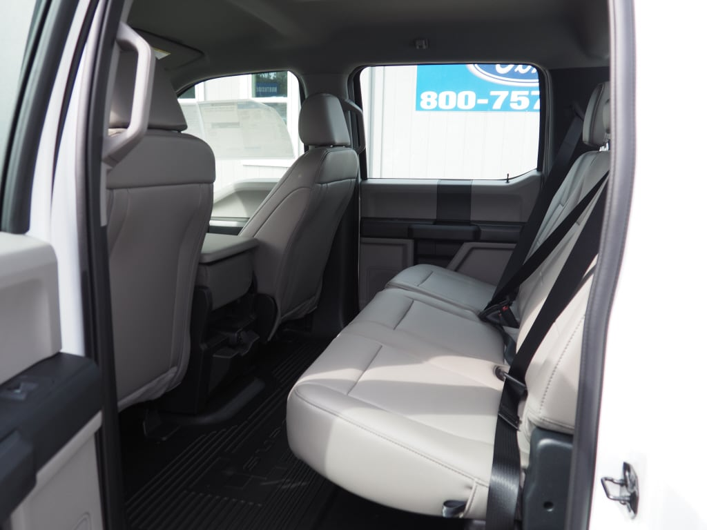 2020 Ford F-450 Crew Cab DRW 4x4, Harbor Standard Contractor Body #4839 - photo 12