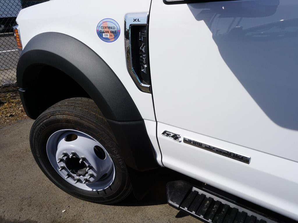 2021 Ford F-450 Regular Cab DRW 4x2, Monroe Work-A-Hauler II Platform Body #4854 - photo 14