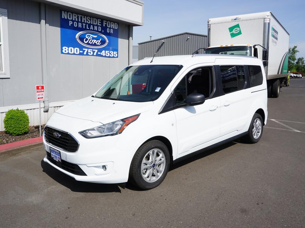 2021 Ford Transit Connect FWD, Passenger Wagon #C17773 - photo 1